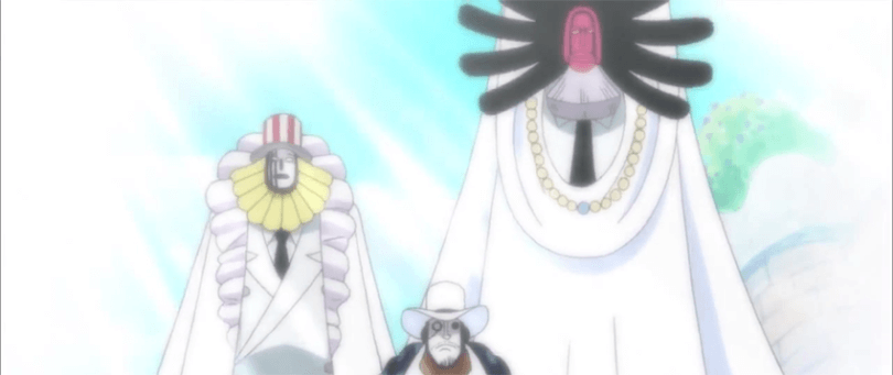 Certain CP-0 Members Confirmed for One Piece: Film Gold