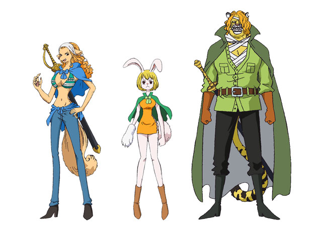 Voices For Wanda Carrot And Pedro Announced The One