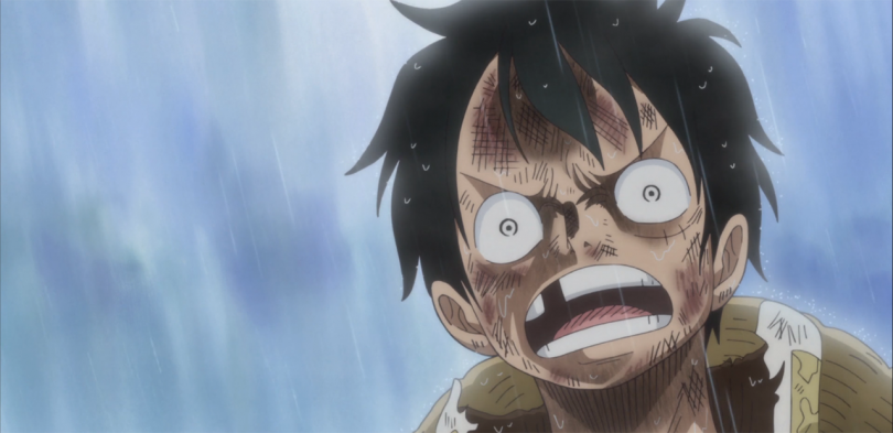 One Piece Episode 818