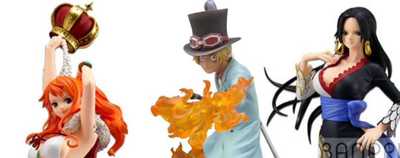 One Piece Stampede Figures (Preorder) - The One Piece Podcast