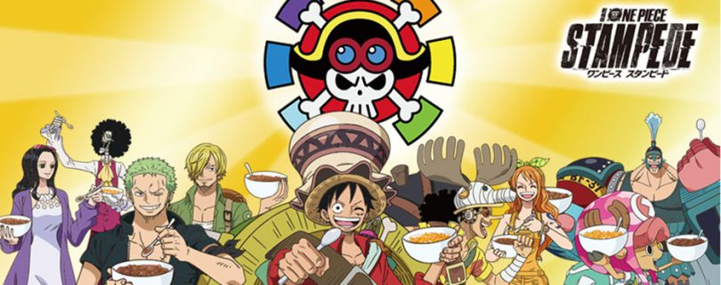 Kellogg's Cereal x One Piece Collaboration - The One Piece