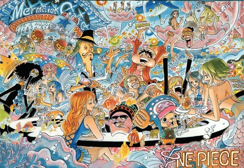 """OPReadthrough #12, """"Fishman Island"""" - The One Piece Podcast"""