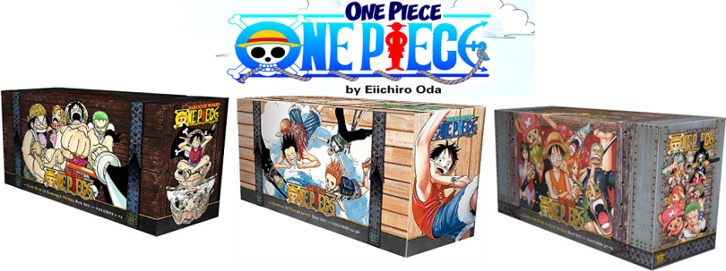 One Piece Box Set 3 Cover Unveiled - The One Piece Podcast
