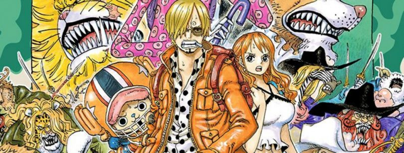 One Piece Stationary And Accessories Featuring Zou ...