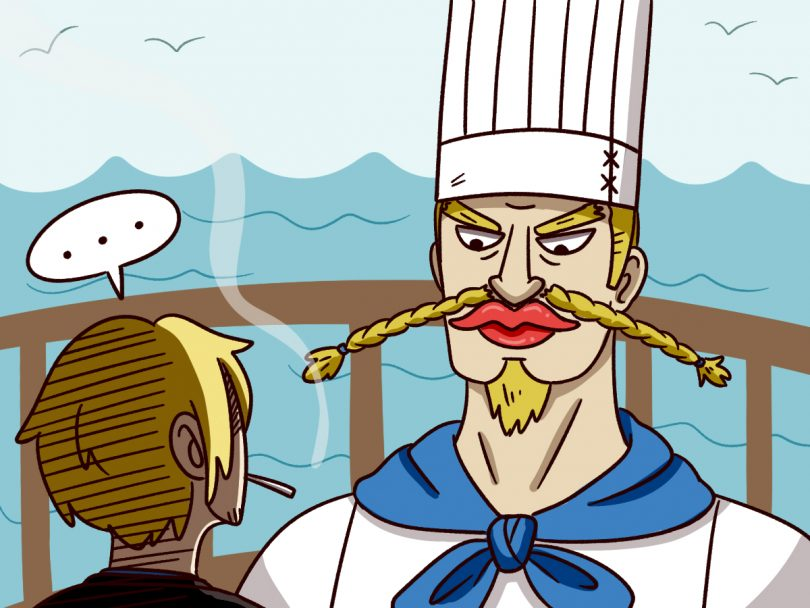 """Episode 530, """"Red Lip Zeff"""" - The One Piece Podcast"""